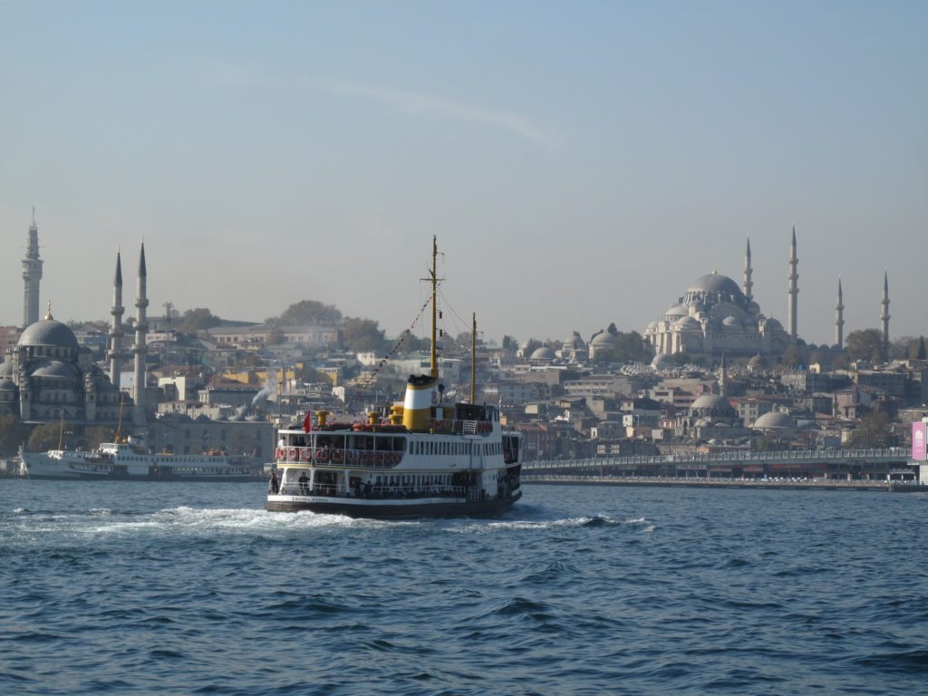 Bosphorus & 2 Continents - Full Day Tour