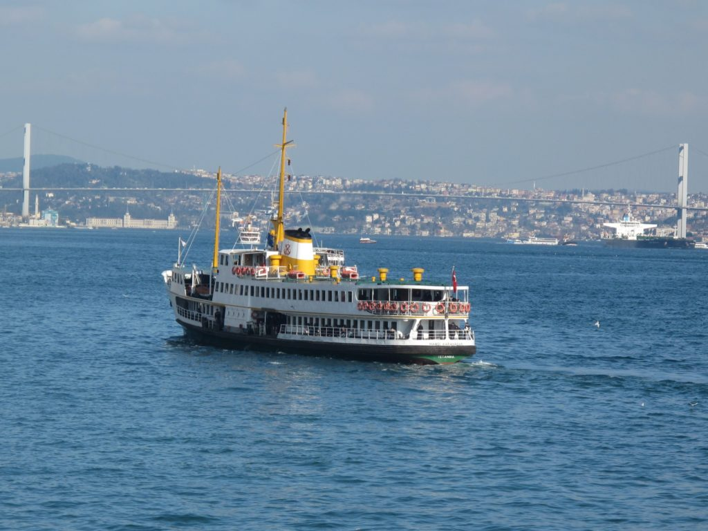 Bosphorus Cruise & Spice Bazaar- Half Day