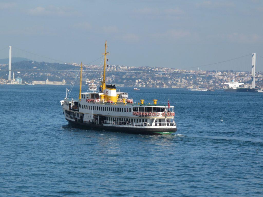 Bosphorus Cruise & Spice Bazaar- Half Day